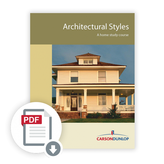 Architectural Styles course
