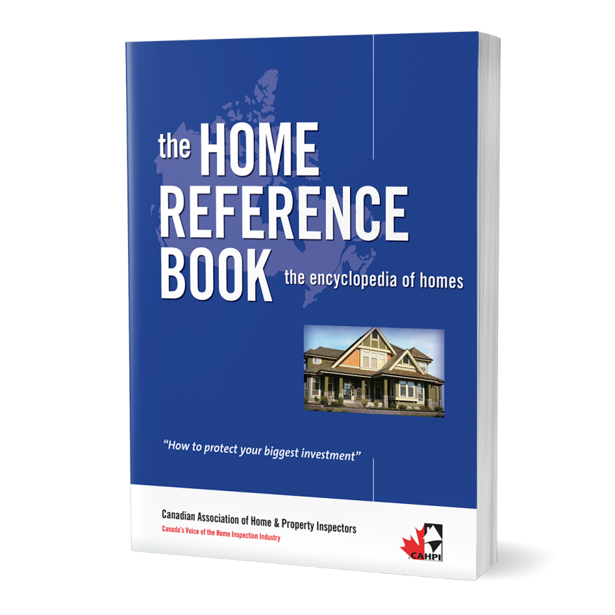 The Home Reference Book - CAHPI
