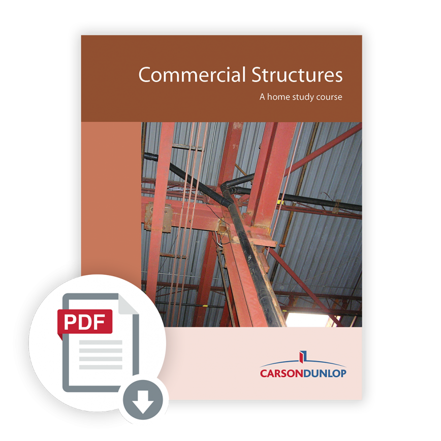 Commercial Building Structures course