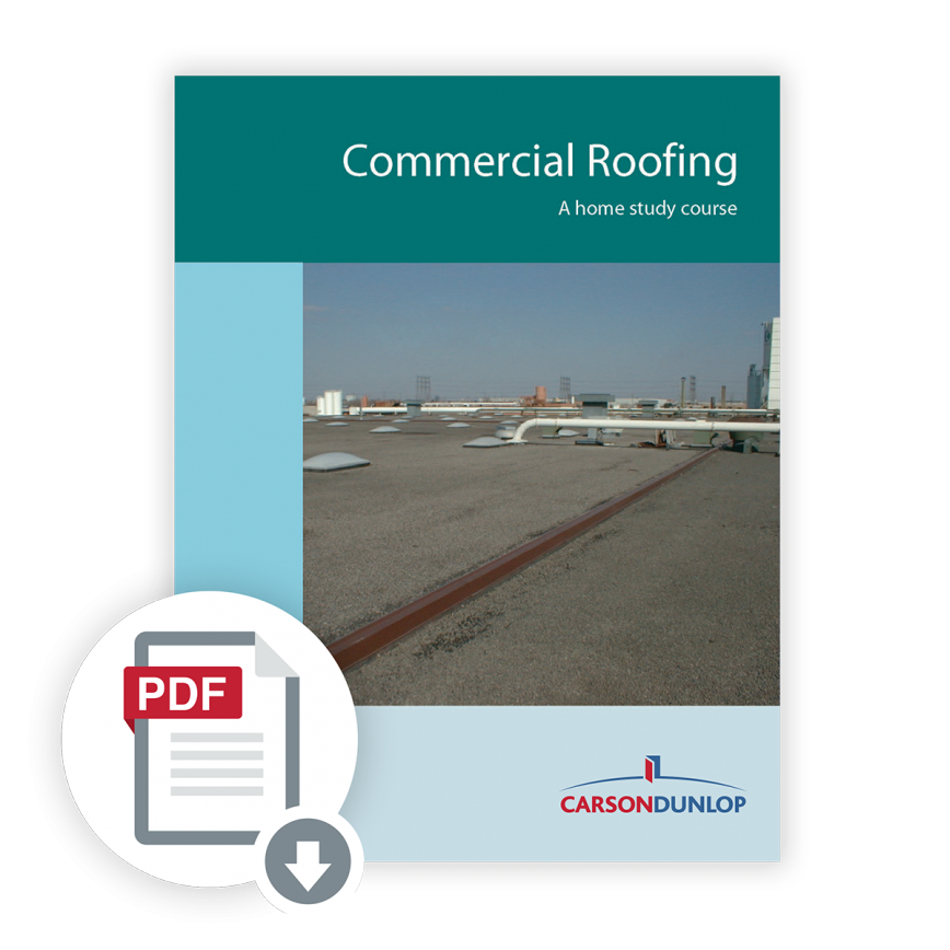 Commercial Roofing course