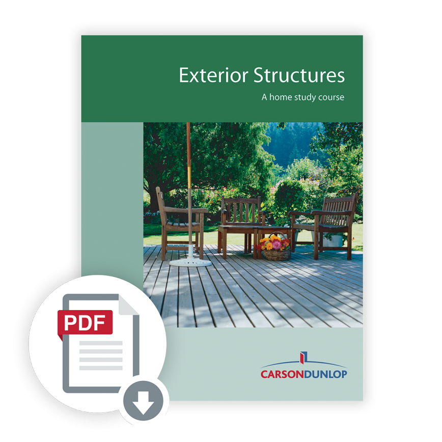 Exterior Structure course