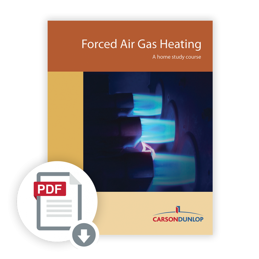 Forced Air Gas Heating course