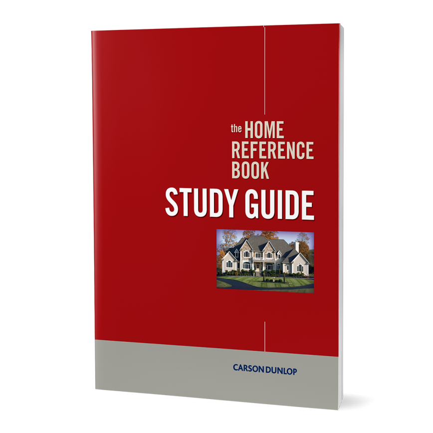 Home Reference Book Study Guide