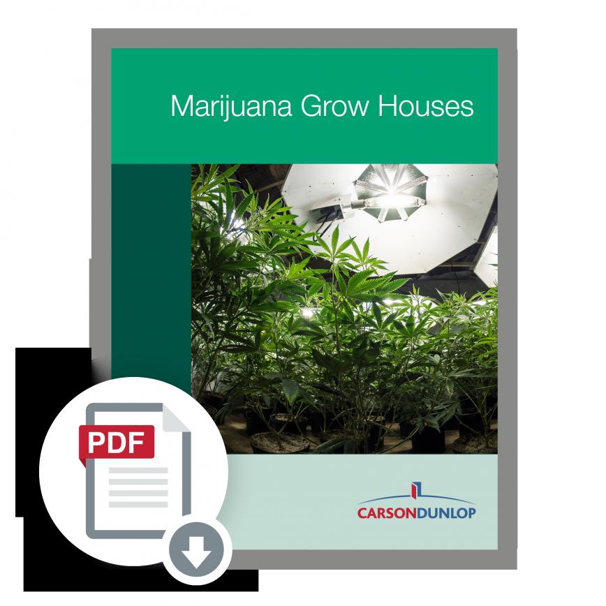 Marijuana Grow Houses course