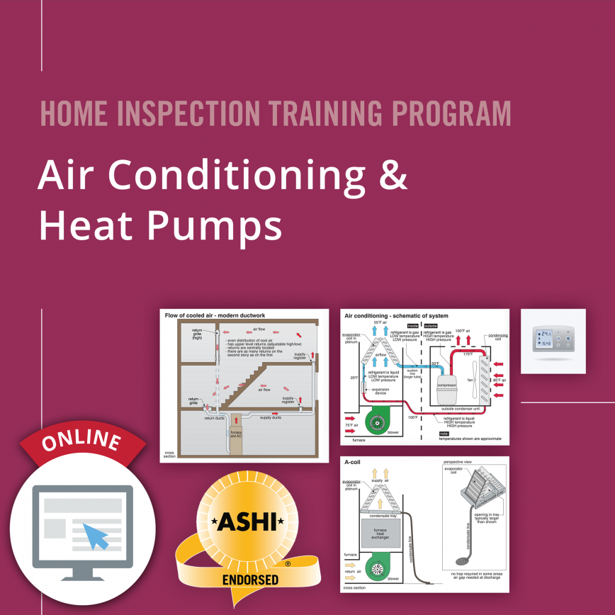 Air Conditioning & Heat Pumps Online Course
