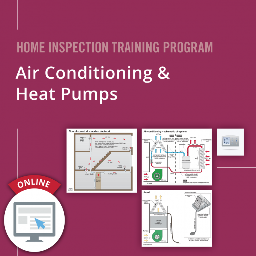 Air Conditioning and Heat Pumps Online Course