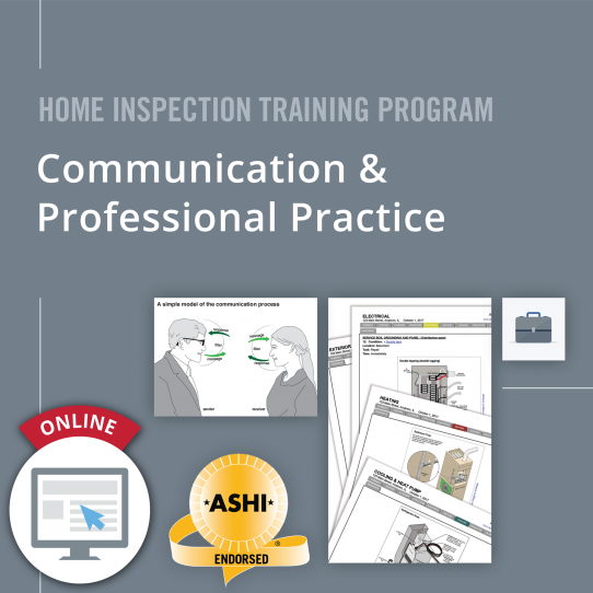 Communication and Professional Practice online course