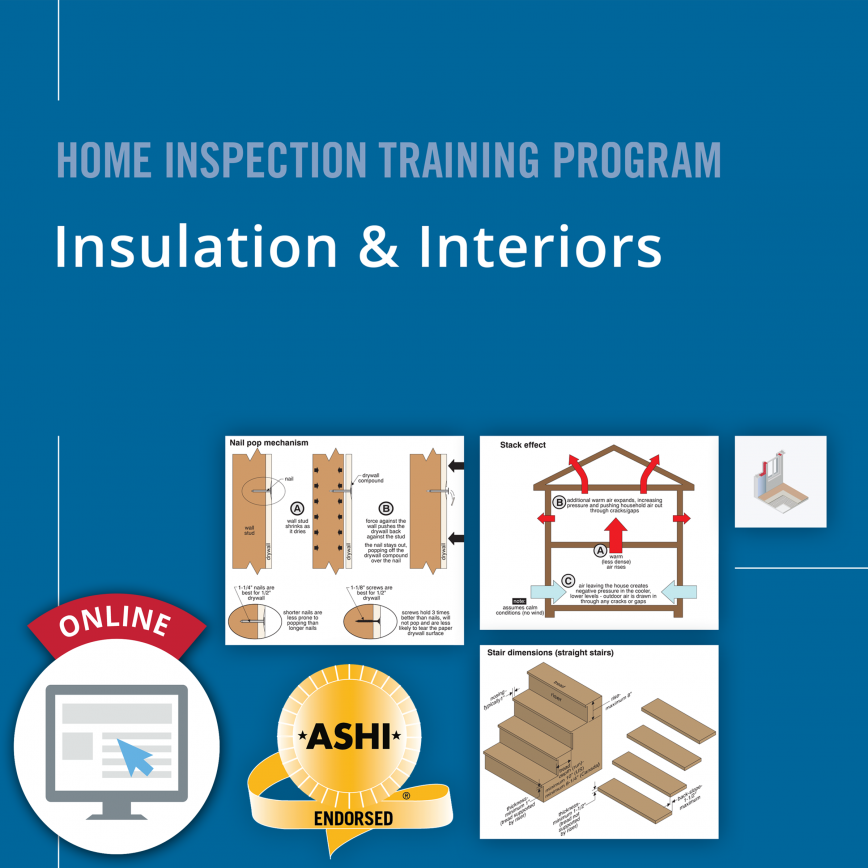 Insulation & Interiors Online Course