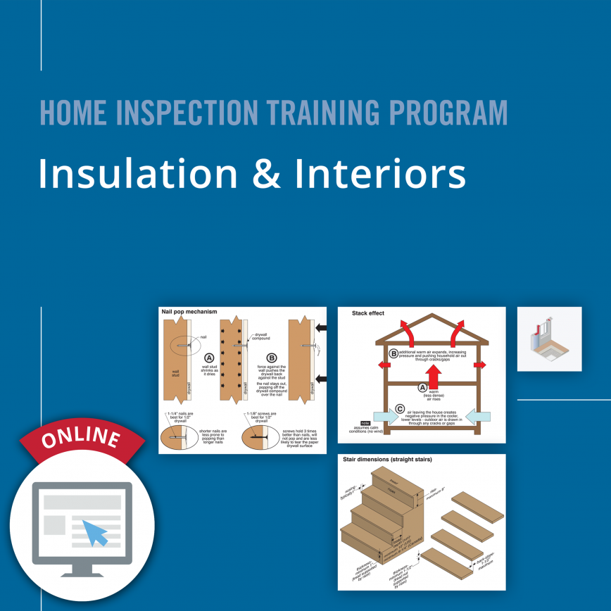 Insulation and Interiors Online Course