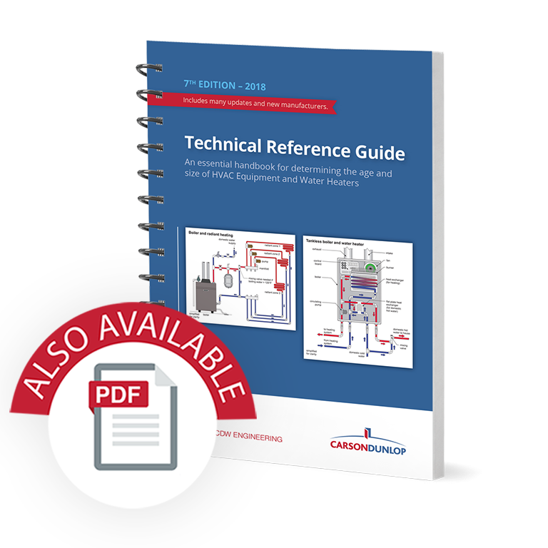 Technical Reference Guide Softcover and Ebook